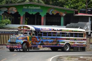 Fast food in Panama
