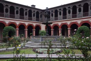 Lima Monestry