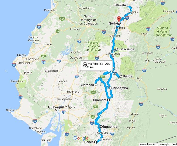 Route_Ecuador