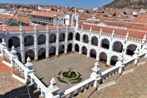 Sucre Bolivia Bolivien Casa de la Libertad