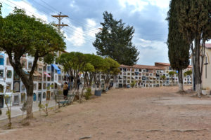 Cementerio Municipal cementary friedhofsucre Bolivia bolivien