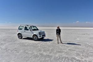 Salar de Uyuni Bolivia Bolivien Salzwüste