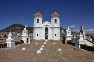 Sucre in Bolivia Bolivien