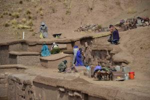Tiwanaku, Bolivia Bolivien