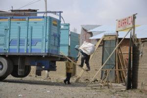 Bolivian people El Alto La Paz Bolivia Bolivien