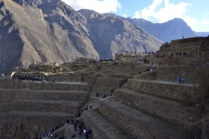 Sacred valley around Cusco