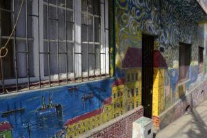 Valparaiso, Chile - Street art