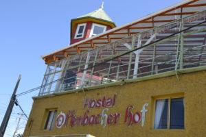 Offenbacher Hof Hotel in Valparaiso, Chile