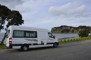 Our Campervan Apollo in New Zealand - New Zealand Travel Tips