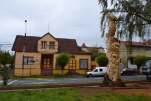 Hessendorf in Chile Osorno, Puerto Mont