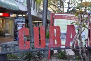 Cuba Street District Wellington, New Zealand