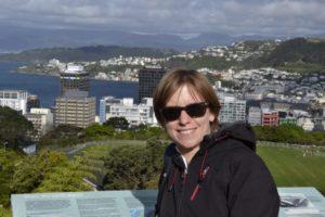 Saskia Hohe Wellington, New Zealand