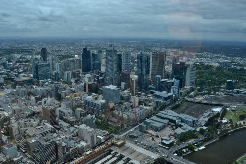 Melbourne Eureka tower - Australia Travel Tips