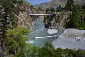 South Island New Zealand landscape