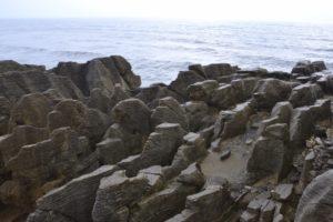 Paparoa National Park Pancake Rocks New Zealand