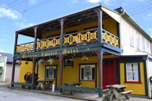 Arrowtown gold rush New Zealand
