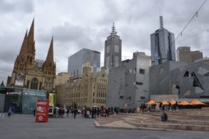 Melbourne skyline Australia - Australia Travel Tips