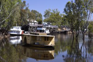 Town in Outback of New South Wales - Australia Travel Tips