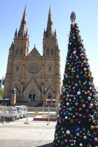 Christmas at Sydney Australia - Australia Travel Tips