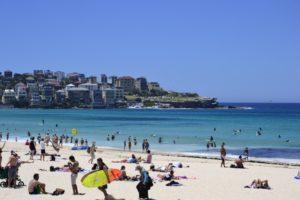 Bondi Beach Syndey Australia