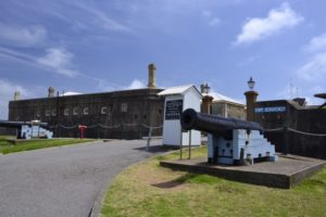 Fort scratchley Newcastle, Australia