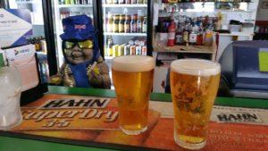 Outback bar in Australia