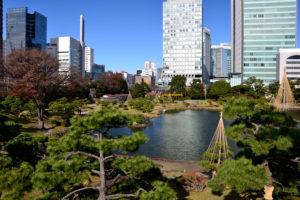 Kyu-Shiba-rikyu Gardens Tokyo - Best travel tips for Japan