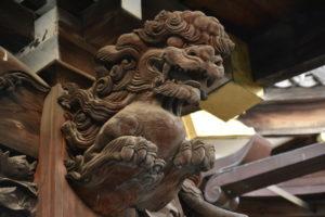 Daijeni Temple Tokyo