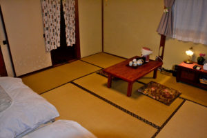 Ryokan Nikko Traditional japanese guest house