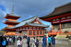 Kiyomizu-dera temple kyoto - Best travel tips for Japan