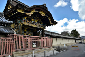 Nishi-Hongwan-ji Kyoto Japan