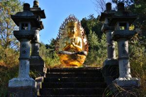 Niutsuhime-jinja Shrine Japan unesco world heritage Kii Koyasan