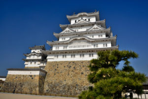 Himeji jo Himeji Castle Japan UNESCO World Heritage