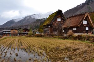 Shirakawago, Japan, Japanese Alpes UNESCO World Heritage - Best travel tips for Japan