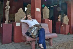 Saskia Hohe in Phnom Penh Cambodia Kambodscha - Cambodia Travel Tips