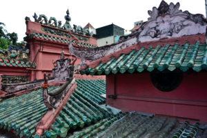 Jade Emperor Pagoda Ho-Chi-Minh City saigon Vietnam
