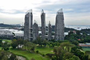 Singapore harbor - Singapore Travel Tips