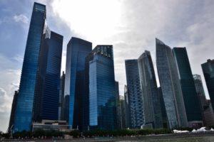 Singapore's skyline - Singapore Travel Tips
