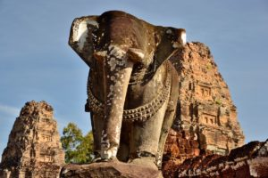 Terrace of the Elephants in Angkor Wat Siem Reap Cambodia Kambodscha - Cambodia Travel Tips