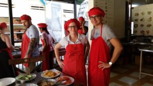 Cooking class in Siem Reap Cambodia Kambodscha