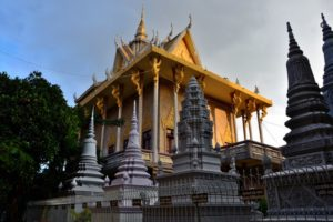 Royal palace in Phnom Phen Cambodia Kambodscha - Cambodia Travel Tips