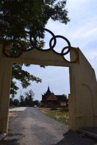 Kampot in Cambodia Kambodscha
