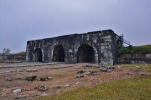 Citadel from the Ho Dynasty in Vietnam UNESCO World Heritage