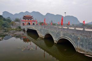 Ancient Capital Hoa Lu in Vietnam UNESCO World Heritage