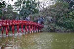 Hanoi Vietnam Tet season