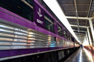 Night train from Chiang Mai to Bangkok - Thailand Travel Tips