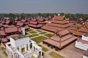 Royal palace Mandalay Myanmar Burma - Myanmar (Burma) Travel Tips