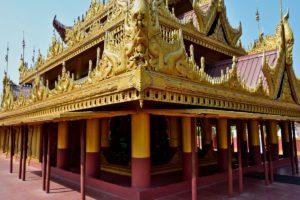Stupas in Mandalay Myanmar - Myanmar (Burma) Travel Tips