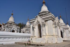 Kuthodaw pagoda in Mandalay Myanmar Burma - Myanmar (Burma) Travel Tips
