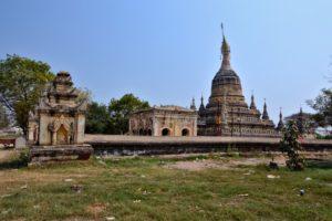 Bagan in Myanmar Burma